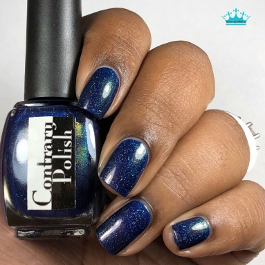 Contrary Polish - We Sleep, We Dream - w/ glossy tc