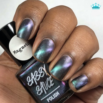 Galaxies Out the Sass - w/ matte tc