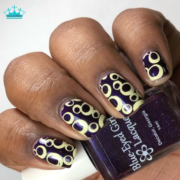 Edgewood Garage - w/ nail art