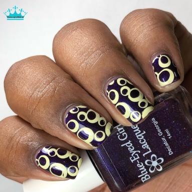 Edgewood Garage - w/ nail art