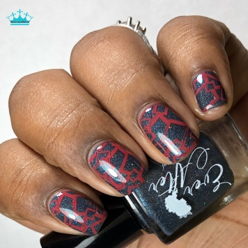 Ever After - Beautiful Chaos - w/ nail art