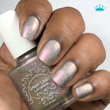 Great Lakes Lacquer - ...whatever - w/ matte tc