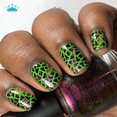 Better On Top - w/ nail art