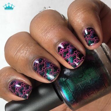 Mirabilis - w/ nail art