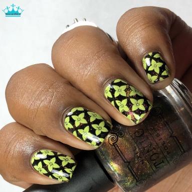 Stardust - w/ nail art