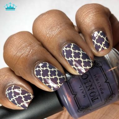 Pepper - w/ nail art