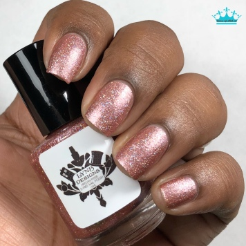 Shimmer Me This - w/ matte tc