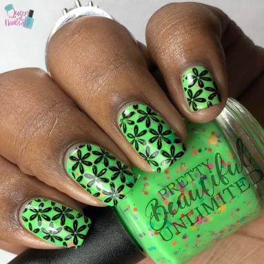 "Pretty Beautiful Unlimited - ""Memories Matter"" - w/ nail art"