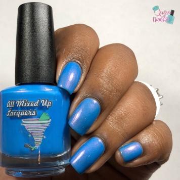 Electric Smurf - w/ glossy tc