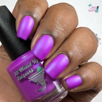 Purple People Eater - w/ matte tc