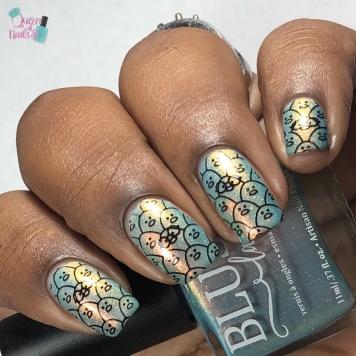 Illuminate - w/ nail art