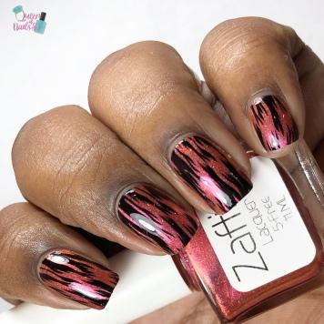 Tess - w/ nail art