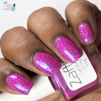 Ashley - w/ nail art