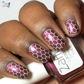 Moira - w/ nail art