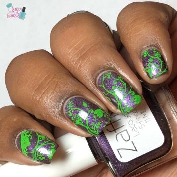 Alexis (M) - w/ nail art