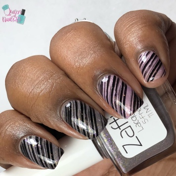 Ursula - w/ nail art