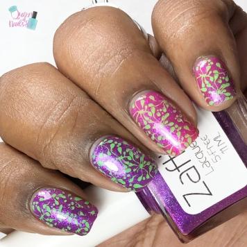 Jessica - w/ nail art