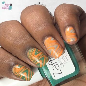 Fiona - w/ nail art