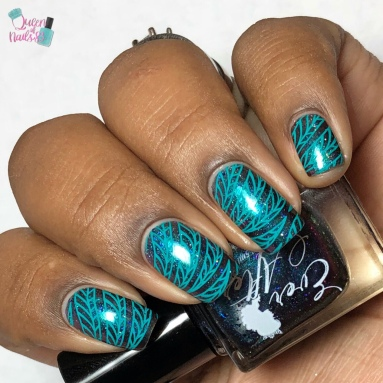 This Is Me - w/ nail art