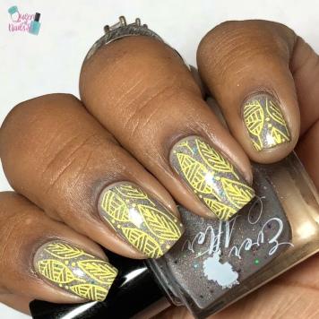 A Million Dreams - w/ nail art