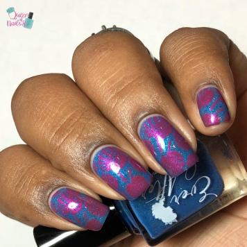 Never Enough - w/ nail art