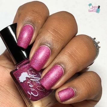 Raspberry Coolata - w/ matte tc