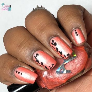 Women Inherit the World - w/ nail art