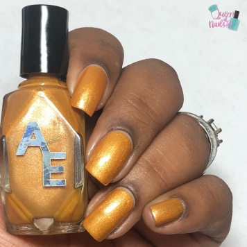 Forever in Amber - w/ glossy tc