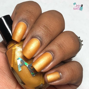 Forever in Amber - w/ matte tc