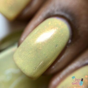Sun Dappled - w/ glossy tc