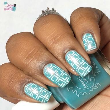 Bottom Shoals - w/ nail art