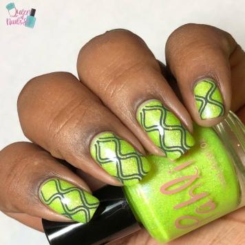 Kintaro - w/ nail art