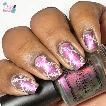 Capture Time - w/ nail art