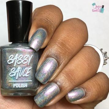 Gypsy Diva - w/ glossy tc