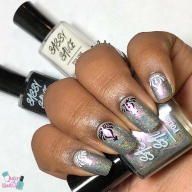 Gypsy Diva - w/ nail art