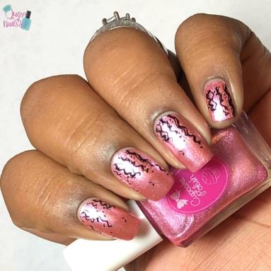 Celebrate - w/ nail art