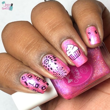 5 Years - w/ nail art