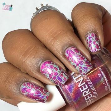 Hocus Pocus - w/ nail art