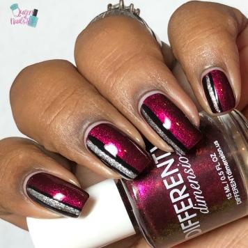 Lumos - w/ nail art