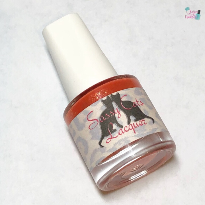 Moore Swatches: Sassy Cats Lacquer – July Talk Indie To MeBox