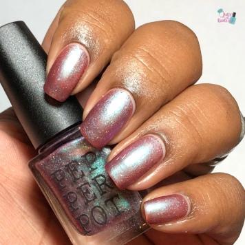 Bruise Violet - w/ matte tc