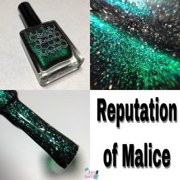 Reputation of Malice (M)