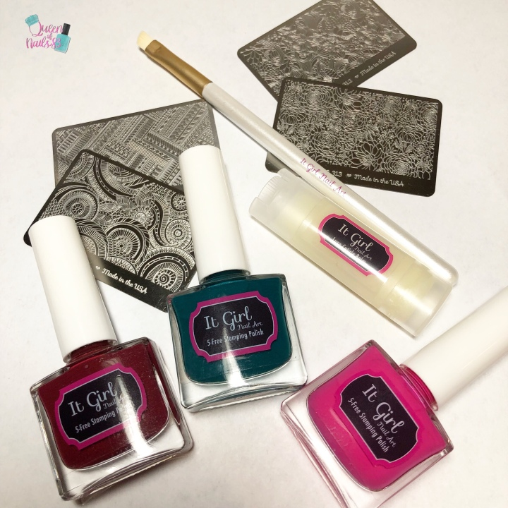 The Queens Critique: It Girl Nail Art – The Indie Shop (TIS) Seattle ...