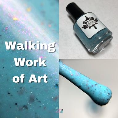 Walking Work of Art