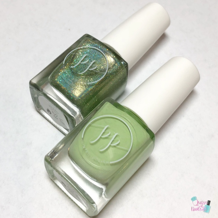 Moore Swatches: Painted Polish – 5th Anniversary Duo