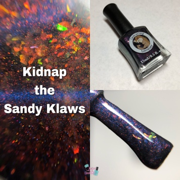 Kidnap the Sandy Klaws (M)
