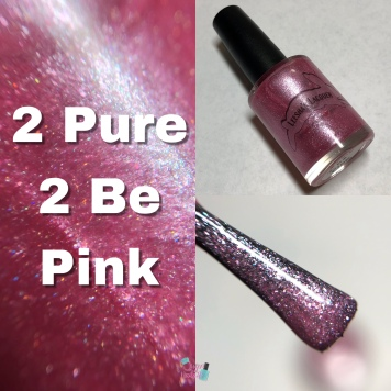 2 Pure 2 Be Pink