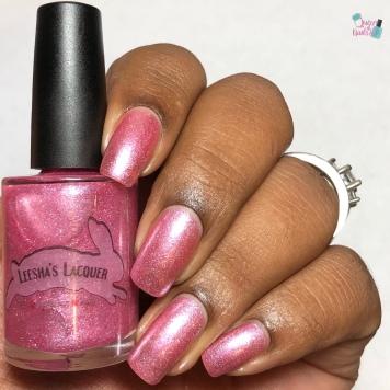 2 Pure 2 Be Pink - w/ glossy tc