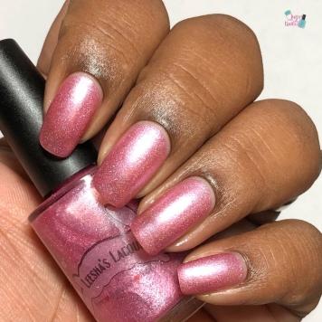 2 Pure 2 Be Pink - w/ matte tc