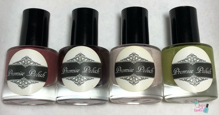 Moore Swatches: Promise Polish